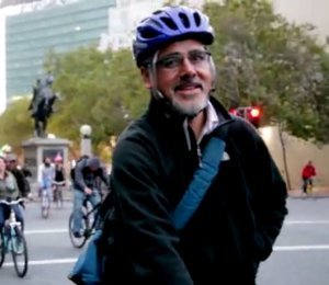 John Avalos in a screenshot from his 2011 mayoral campaign video.