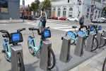 Proposed locations were announced for some 700 new bike share stations. Image: Bay Area Bike Share