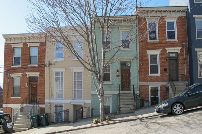 Flexibility and this kind of dense duplex and townhome housing is very difficult to build under today's zoning rules. Image: Opticos.