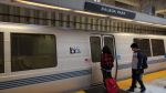 BART was closed this past weekend for repairs from Glen Park to Daly City. Photo: Streetsblog.