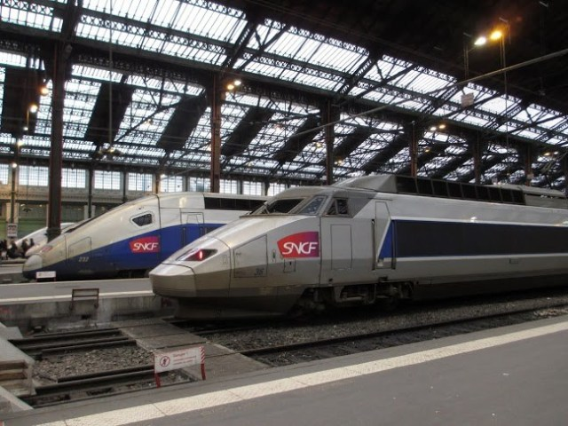 High Speed Rail Will Take People out of Electric Cars