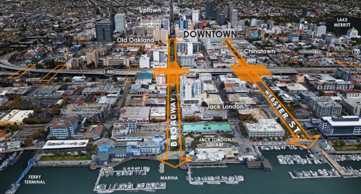SPUR Talk: Reconnecting Oakland to its Waterfront – Streetsblog San