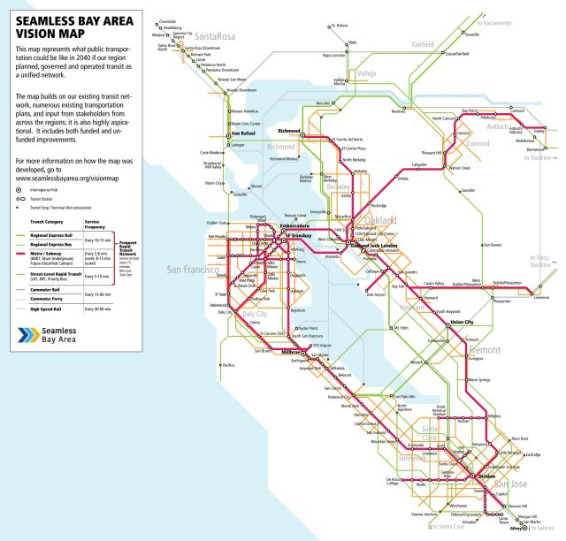 Seamless Bay Area Solidifies Vision for Regional Transit ... on santee on map, balboa island on map, quad cities on map, canoga park on map, chattanooga on map, shanghai on map, new york city on map, st. louis on map, alaska on map, el morro on map, downtown la on map, golden state on map, chicago on us map, university of texas at austin on map, istabul on map, napa valley on map, los angeles on map, university of san diego on map, colorado river on map, london paris on map,