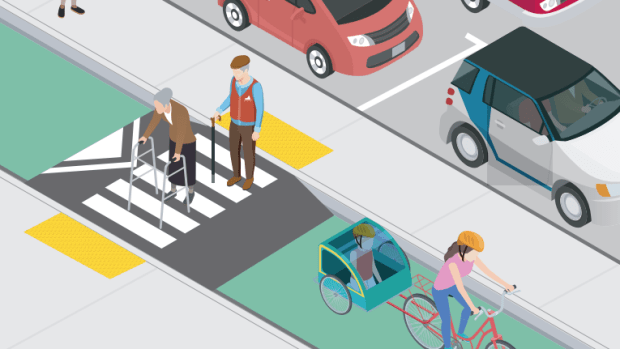 Protected Bike Lanes that Work for Everyone