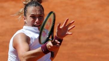 Tennis – WTA – Rome : Svitolina sans pitié pour Muguruza, Barty se qualifie mais ne retrouvera pas Sabalenka, Swiatek s'impose dans la douleur