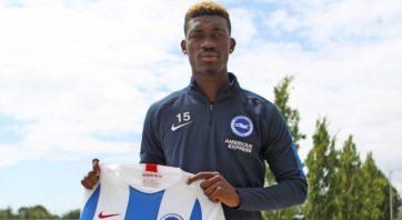 Bissouma, nouveau joueur de Brighton