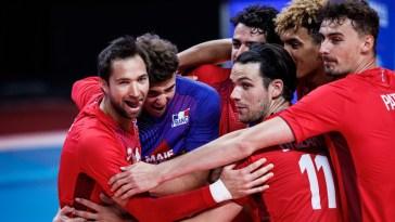 Volley – Ligue des Nations (H) : La France débute par une victoire nette contre la Bulgarie