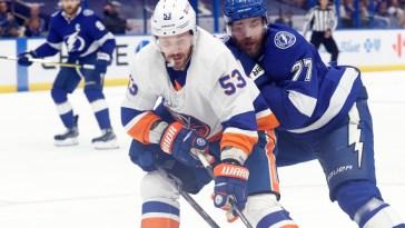 Hockey sur glace – NHL (play-offs) : New York arrache un match 7 contre Tampa Bay !