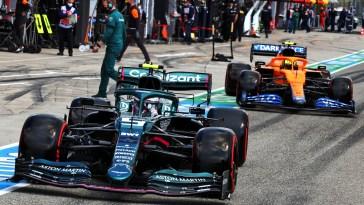 F1 2021 – Courses sprint : le format validé sur trois Grands Prix