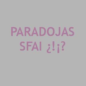 paradojas SFAI