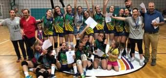 ΣΦΑΜ ΦΟΙΒΟΣ-δωδώνη Παγκορασίδες: Πρωταθλήτριες ΕΣΠΑΑΑ