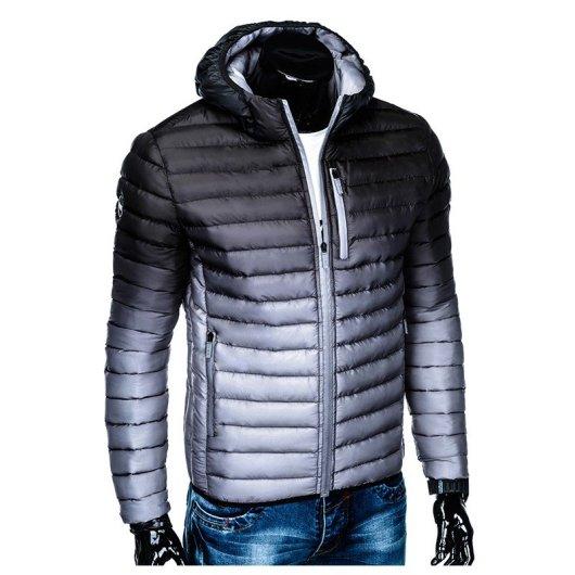 moška zimska bunda