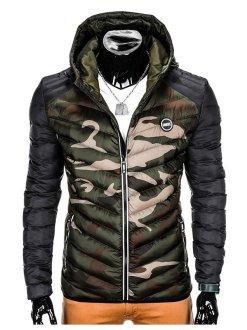 šivana moška bunda