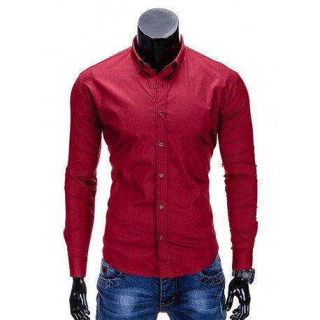 moška srajca z dolgimi rokavi