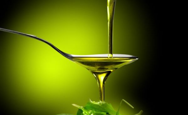 olio e insalata
