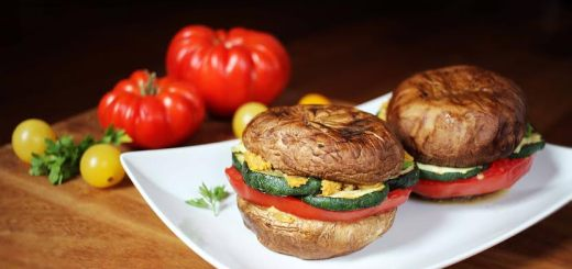 burger-vegan