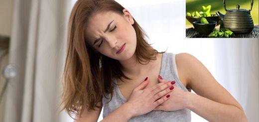 Ceai calmant impotriva tulburarilor cardiace