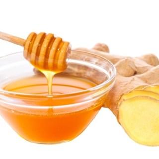 Reteta de ghimbir cu miere