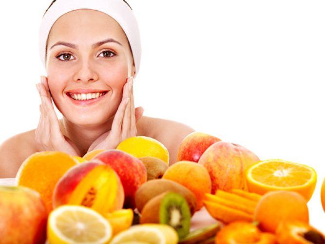 Masti cu fructe pentru toate tipurile de ten