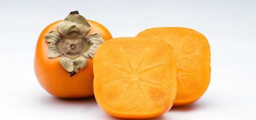 """Fructele kaki. Ce beneficii pentru sanatate au """"piersicile japoneze"""""""