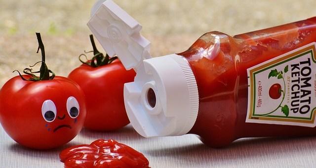 De ce este interzis ketchup-ul in alimentatia copiilor