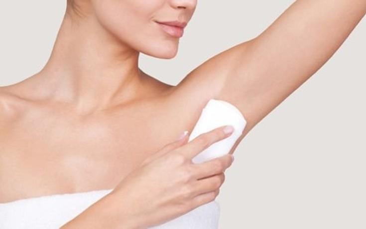 Metode naturale de a inlocui deodorantul