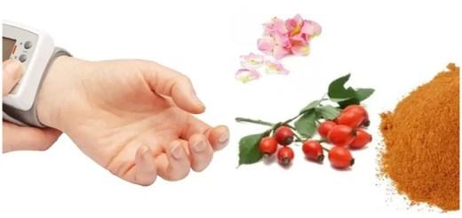 Hipotensiune arterială. reteta cu macese si petale de trandafiri