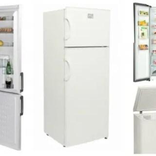 Top 5 cele mai ieftine frigidere din aceasta perioada