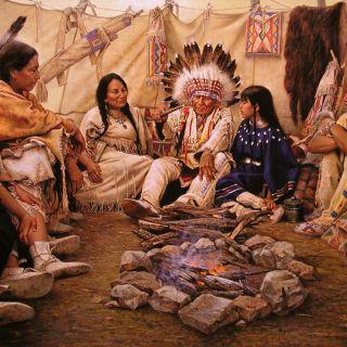 Leacurile indienilor americani. Cum sa scapi de anumite afectiuni folosind bogatiile naturii