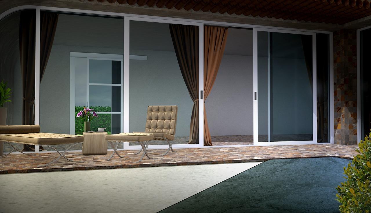 Gradini in stil minimalist. Frumusetea sta si in lucruri simple