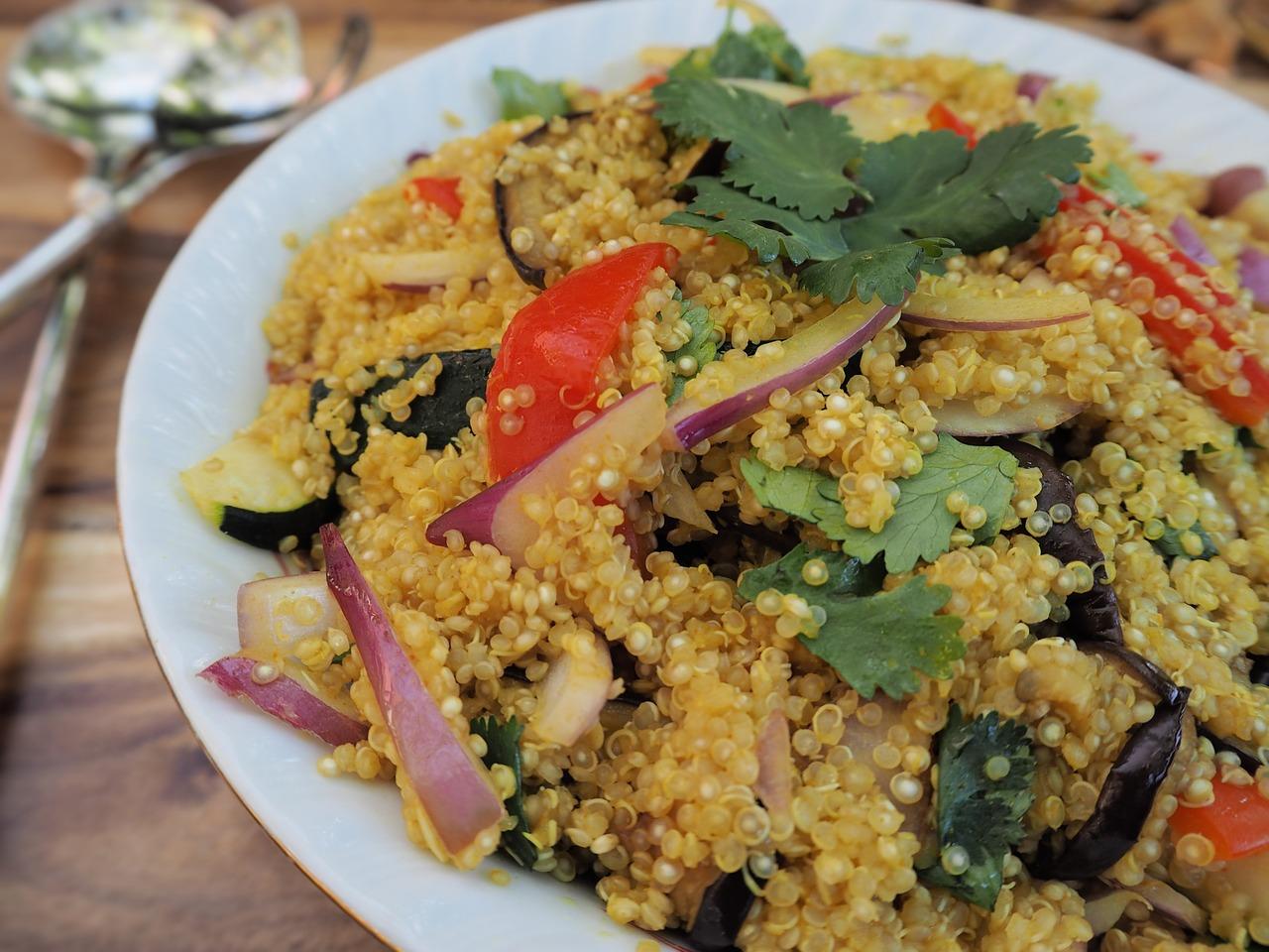 Alimente bogate in fibre si proteine