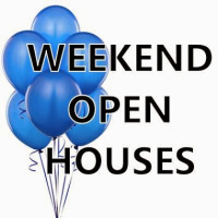 FREE lists of this Sunday's beautiful open houses