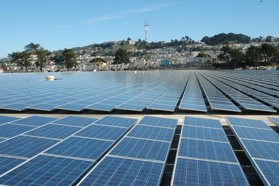 San Francisco Bay View 187 San Francisco Solar Back On Track