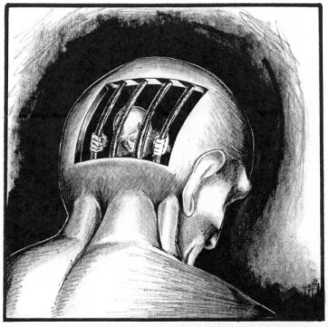 'Solitary Confinement' by Stan Moody
