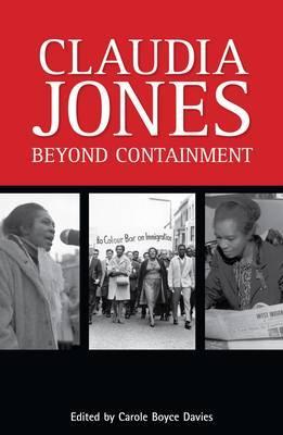 'Claudia Jones Beyond Containment' cover