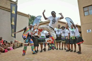 Hip hop in South Africa