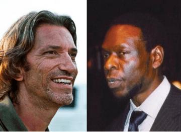 John Prendergast, Enough Project; Milton Allimade, Black Star News