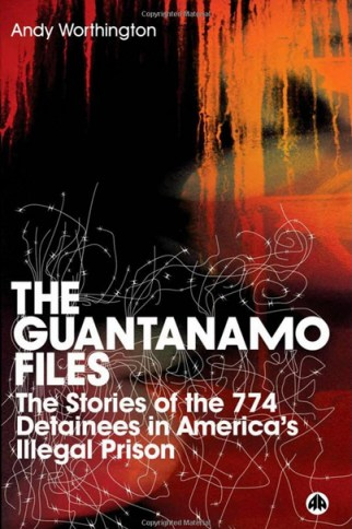 'The Guantanamo Files' by Andy Worthington cover