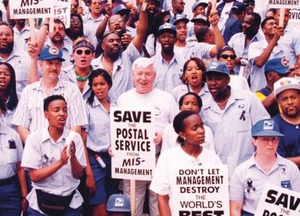 1970 wildcat postal strike