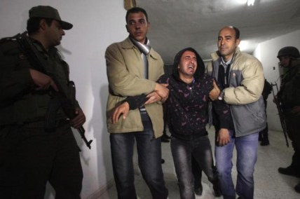 Arafat Jaradat, 30, tortured to death in Israeli prison 0218-2313 by AFP