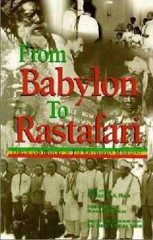 'From Babylon to Rastafari' cover