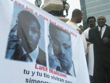 Malcolm Shabazz assassination protest El Angel Mexico City 060913-4
