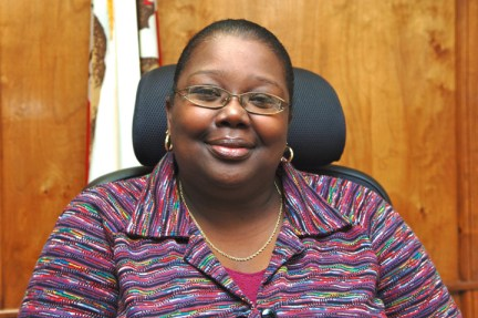 Corcoran Warden Connie Gipson