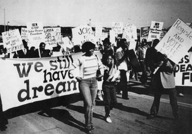 March on Washington 20th anniversary Anchorage Aug 1983, web