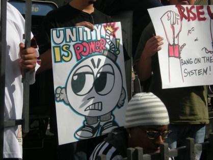 Rally to End All Racial Hostilities LA County Jail 101012-1 by Virginia Gutierrez, web