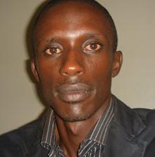 Rwandan journalist Charles Ingabire, 31