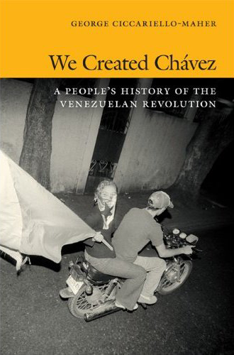 'We Created Chavez' cover