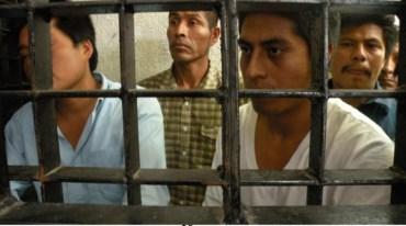 Zapatistas jailed in Chiapas 2011