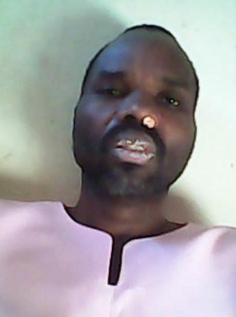 Bernard Ntaganda on hunger strike Mpanga Prison, Rwanda 0913-1 by PS Imberakuri, web