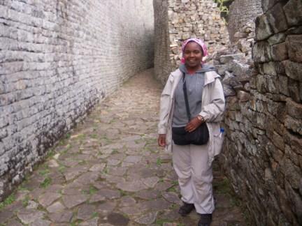 Great Zimbabwe 0813-1 by Wanda, web
